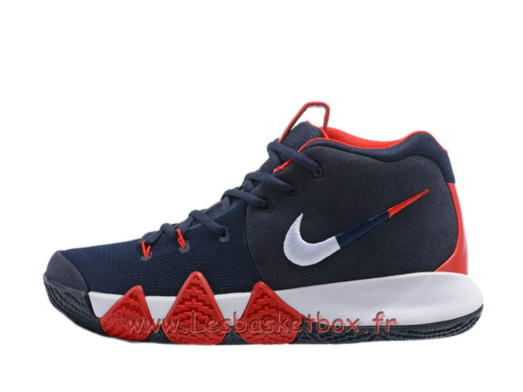 Chaussures Basket NIKE Kyrie 4 USA Nike Pas Cher Pour Homme