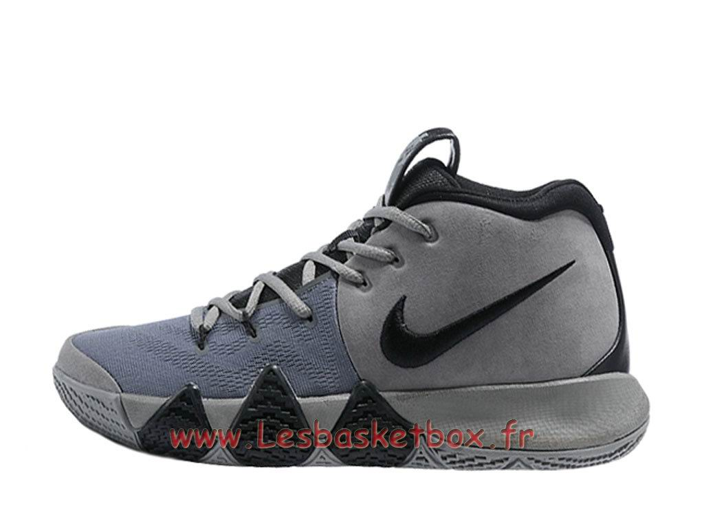 Chaussures Basket NIKE Kyrie 4 Wolf Grey Nike Prix Pour Homme