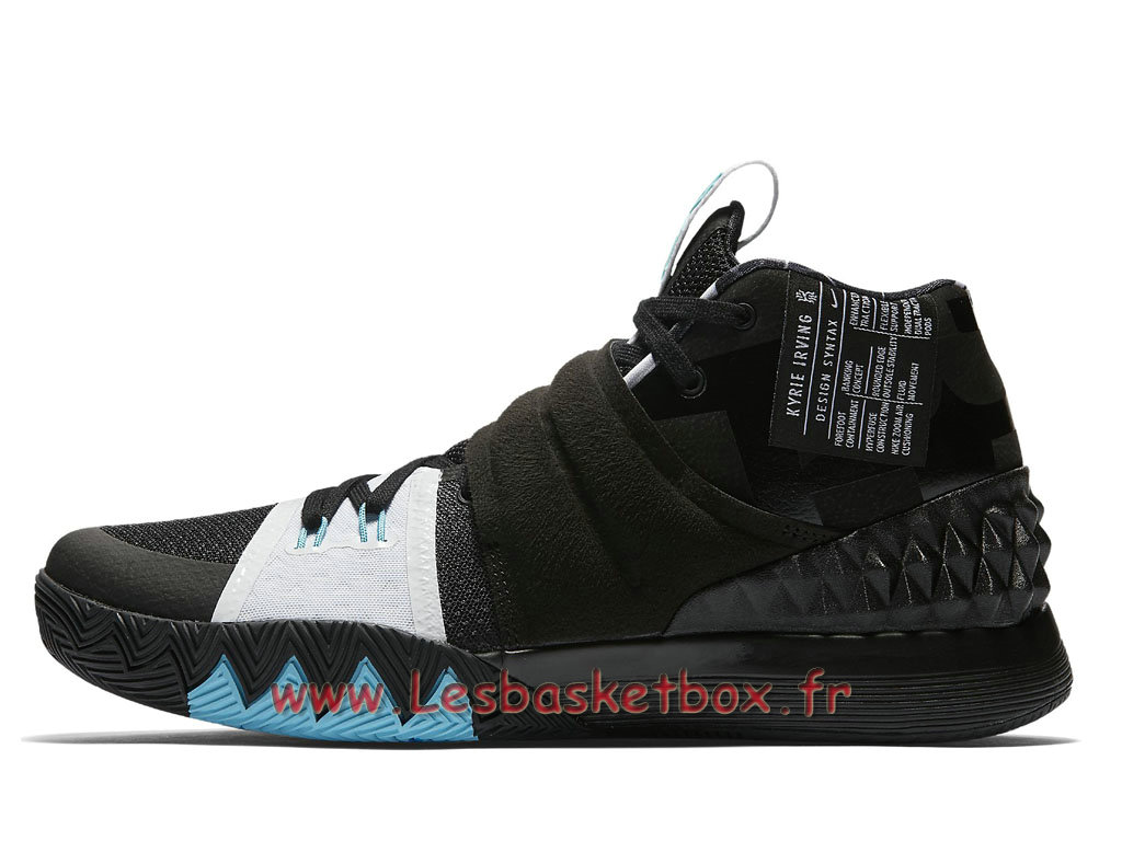 Chaussures Basket Nike Kyrie S1 Hybrid What The Black Nike Pas cher Pour Homme
