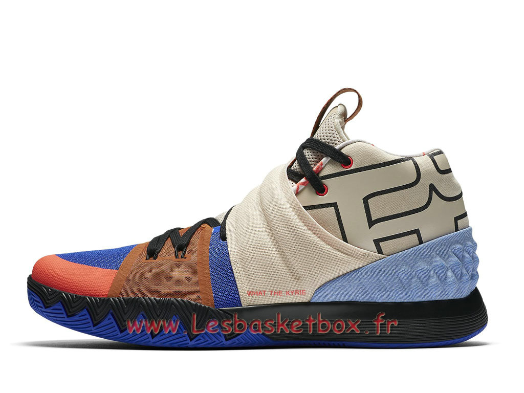 Chaussures Basket Nike What The Kyrie S1 HYBRID Nike Officiel 2018 Pour Homme