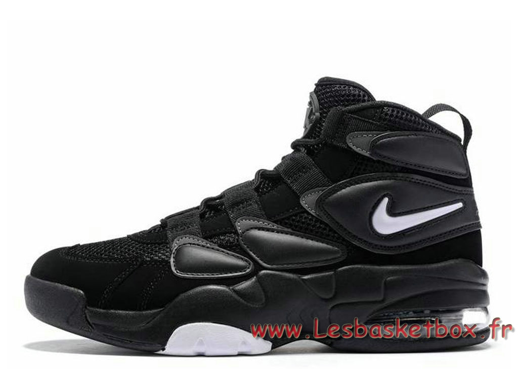 Homme Nike Air Max 2 Uptempo 94´ triple Black´ 922934_001 Chaussures Nike Basket Prix