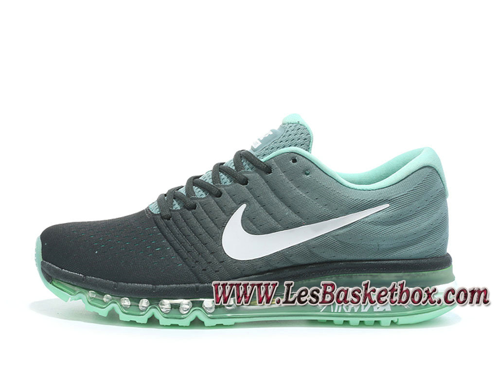 Nike Air Max 2017 Green Glow 849559_ID3 Chaussures Nike Sportwear Pas Cher Pour Homme