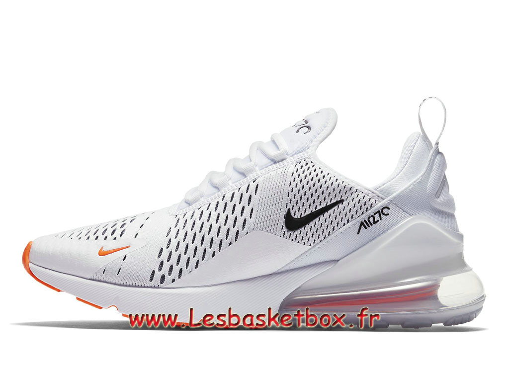 Nike Air Max 270 Just Do It Pack White AH8050_016 Chaussures Officiel Prix pour Homme