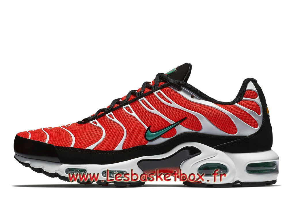 Nike Air Max Plus TN Orange Black 852630_801 Chaussures Officiel Pas Cher Pour Homme