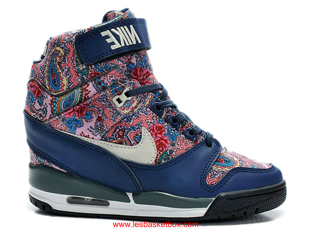 Nike Air Revolution Sky Hi Liberty Chaussures Pour Femme 632181-402