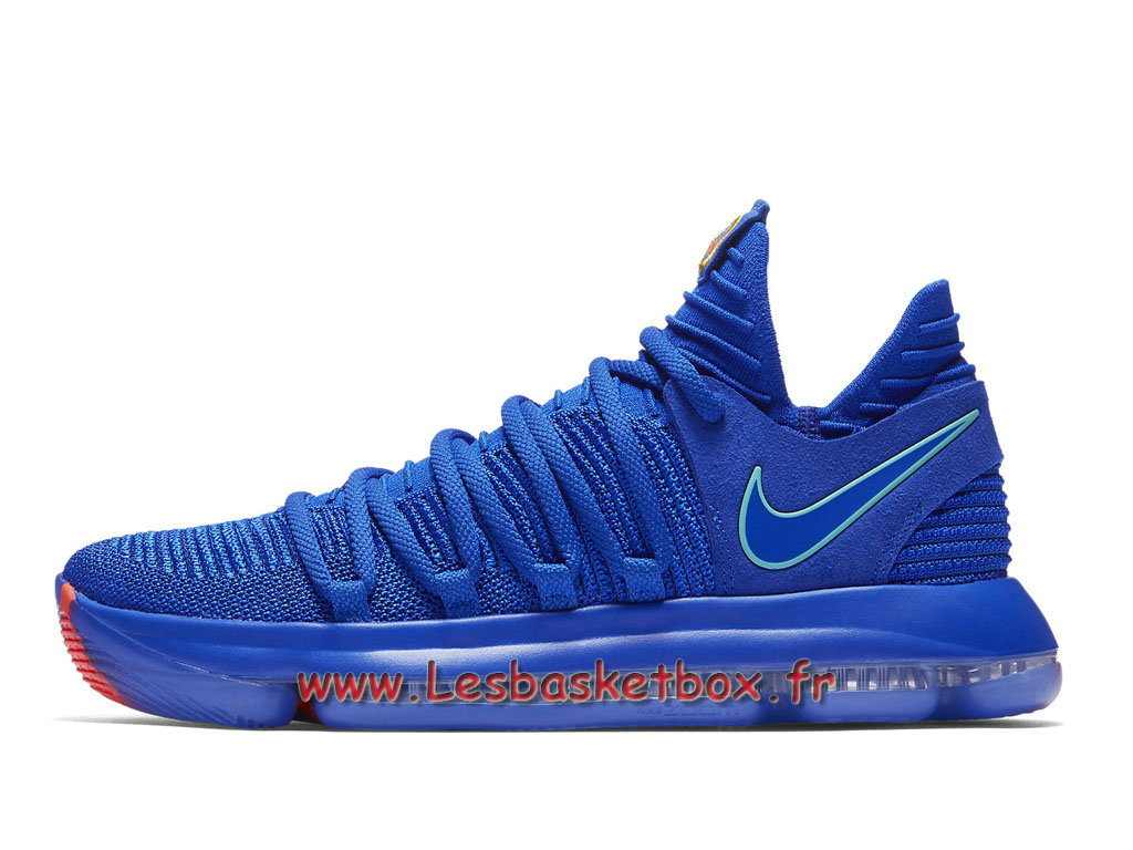 Nike KD 10 City Edition 897815_402 Men´s Nike Kd prix Shoes Blue