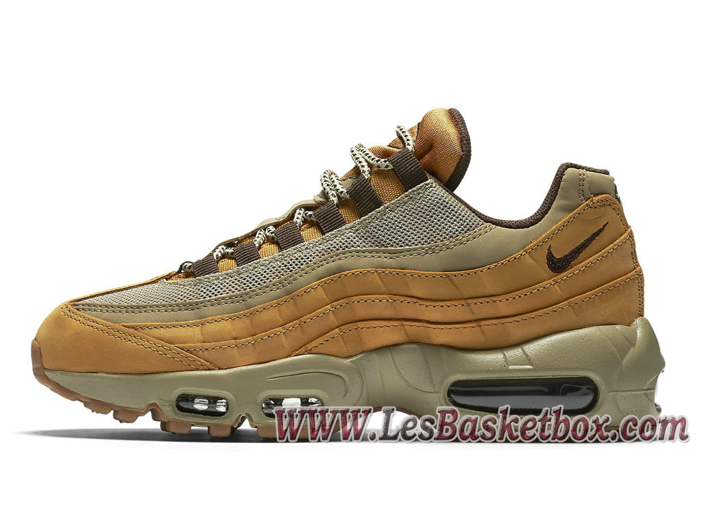 Nike Wmns Air Max 95 ´Winter´ 880303_700 Femme/Enfant Gold Prix NIke