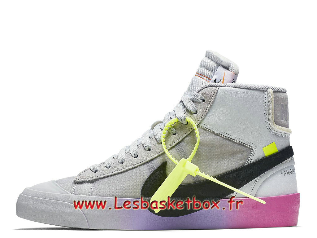 Off-White Nike Blazer The Queen AA3832-002 Chaussures Nike Basket Pour Homme