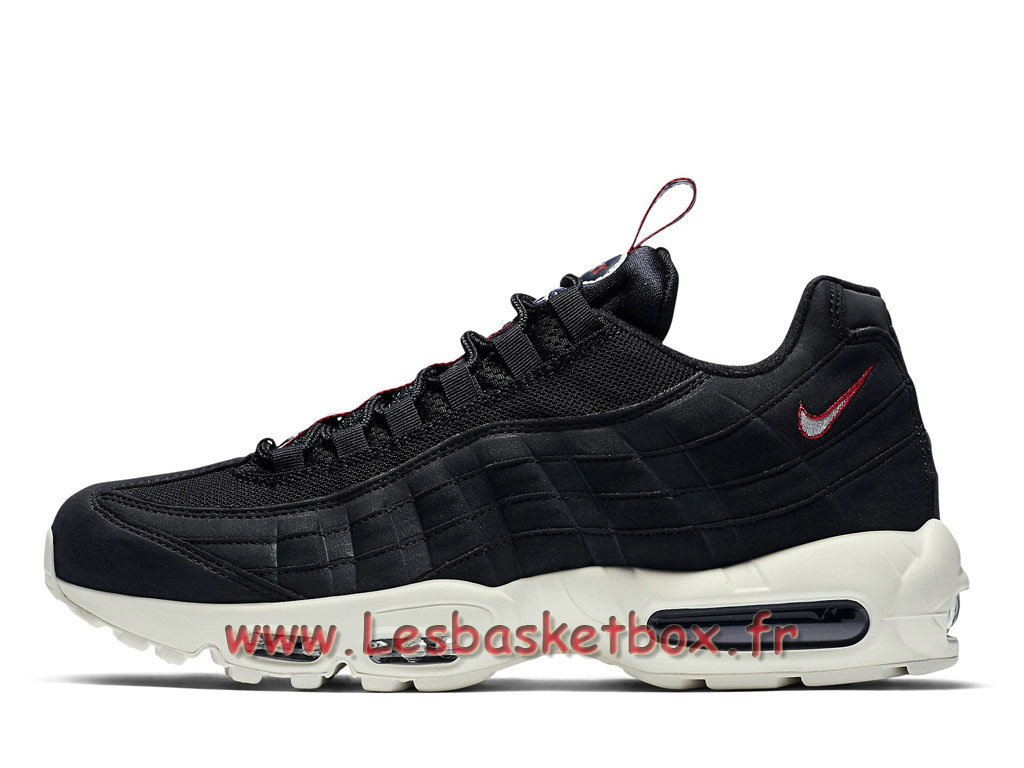 Run Nike Air Max 95 TT Black AJ1844_002 men´s Nike Sportwear Shoes Black