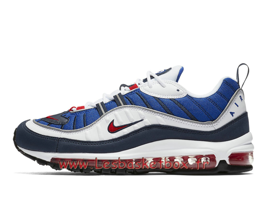 Running Nike Air Max 98 Gundam 640744_100 Sheos cheap Nike For Men´s Bleu