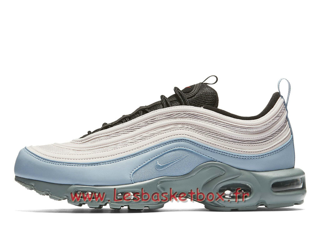 newest 0dd83 7a2af Running Nike Air Max Plus 97 Mica Green AH8143 300 Chaussures TN Nike Prix  Pour Homme Blanc ...