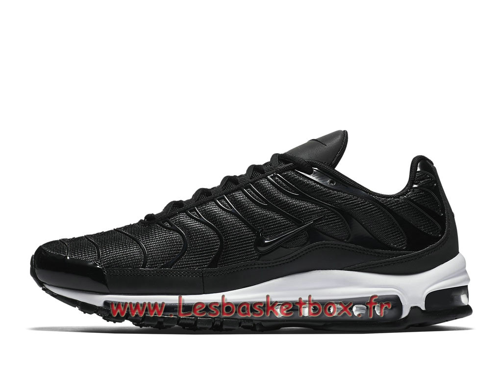 Running NikeLab Air Max 97 Plus Noire AH8144_001 Sheos cheap Nike For Men´s Black